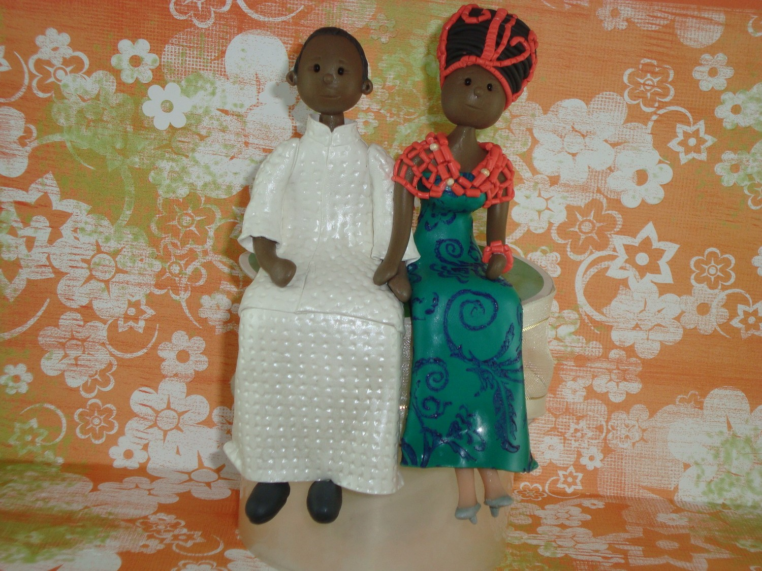 nigerian wedding cake toppers weddings abimbola salu 17878