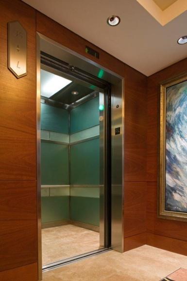 Open Elevator