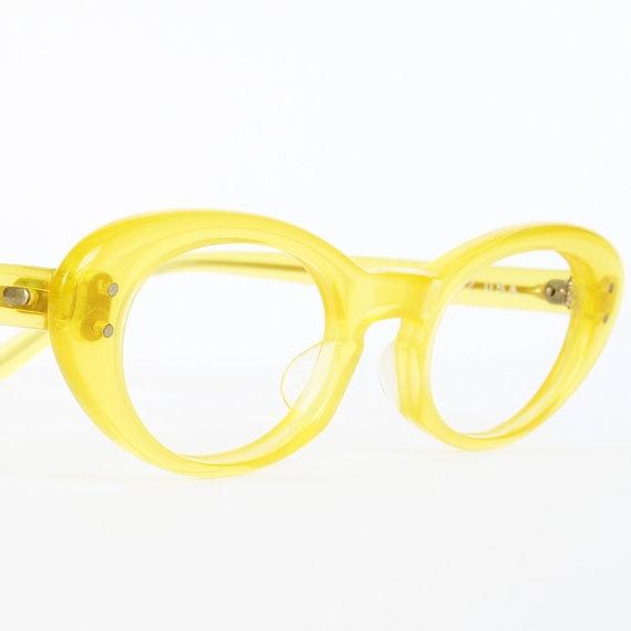yellow eyeglasses - Yellow Eyeglass Frames