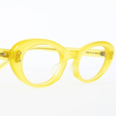Yellow Eyeglasses