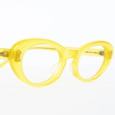 Yellow Eyeglasses