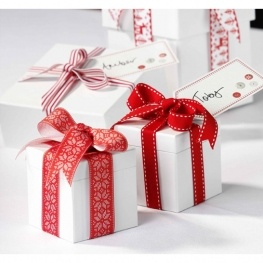 Red-Ribbon-White-Box-Gift-Wrapping
