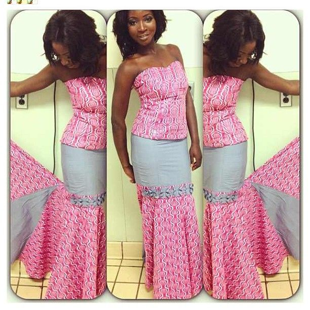 Beautiful ankara aso ebi styles from pinterest sharon abimbola
