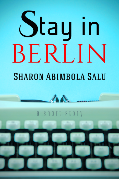 Stay in Berlin - Book Cover - 2