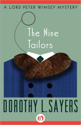 The Nine Tailors Book Cover - Dorothy Sayers