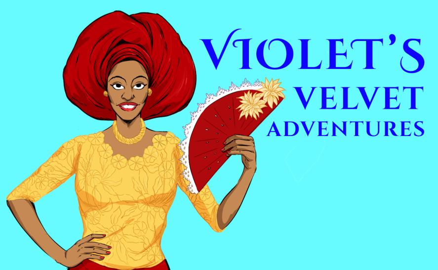 Violet's Velvet Adventures - Cropped